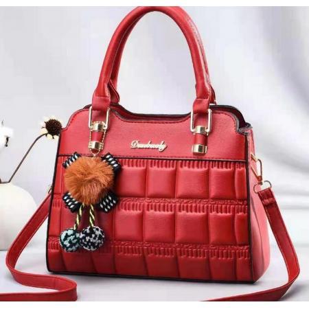 YF69500# 女包新款潮女包包方形压花优雅单肩包简约大气手提包一件代发 包包批发女包货源