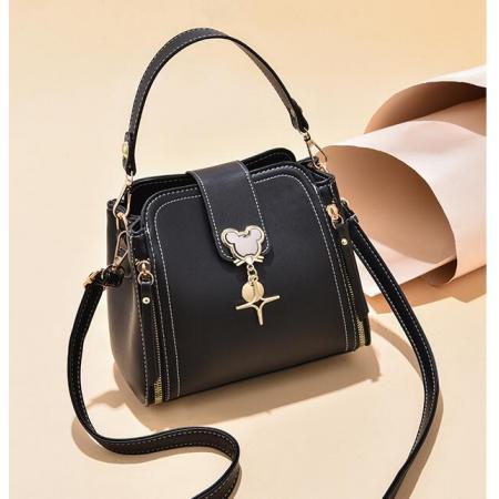 YF69520# 手提小包包女包新款时尚潮网红上新小水桶包韩版女士单肩斜挎 包包批发女包货源