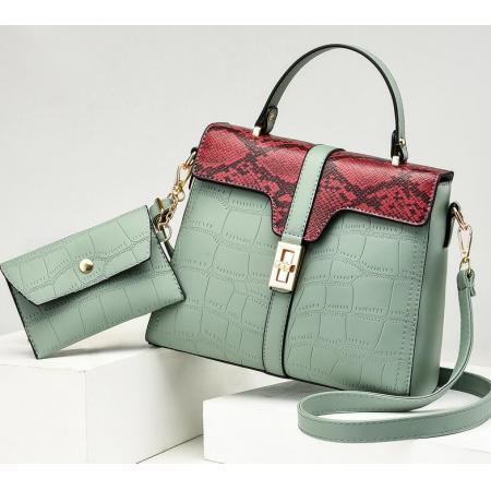 YF69530# 女包春季新款韩版时尚手提包女潮酷单肩包斜挎包包女一件代发 包包批发女包货源
